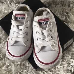 Converse toddler infant sneakers white unisex